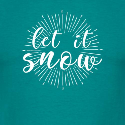 Let It Snow Cadeau et T-Shirt
