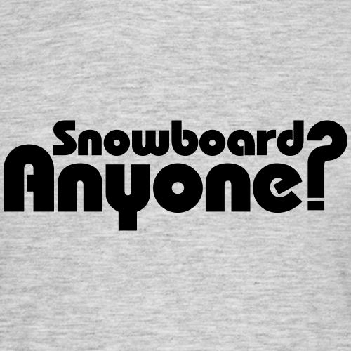 Snowboard Anyone ?