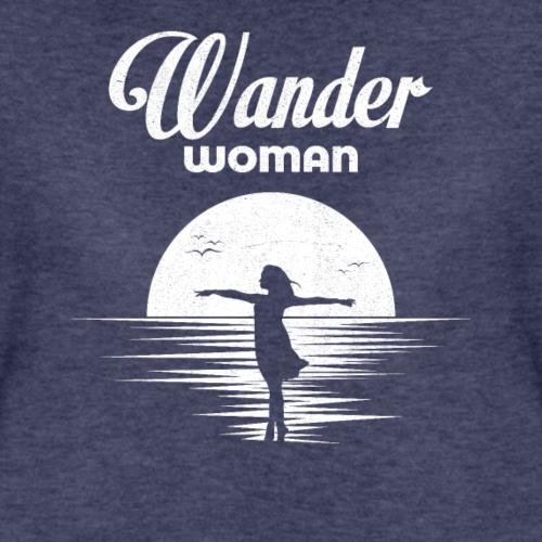 Wander Women Shirt pour cadeau de fans de montagne Outoor