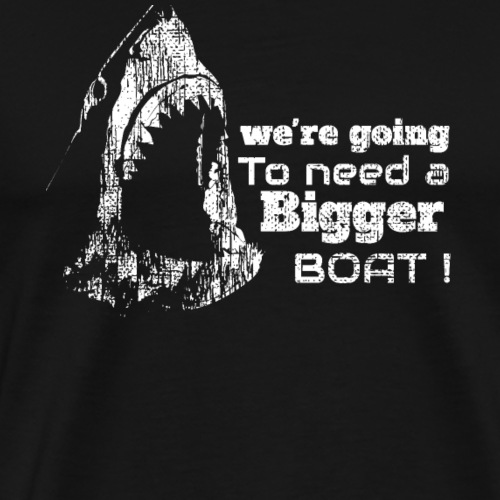Shark We're going to need a bigger boat funny Tee
