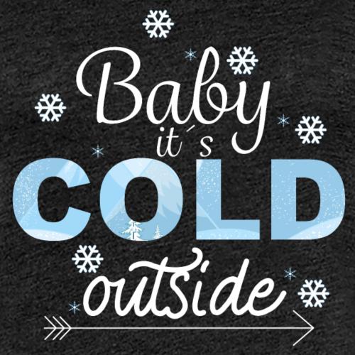 Bébé il fait froid dehors
