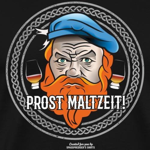 Whisky T Shirt Design Prost Maltzeit