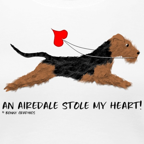Airedale terrier thief