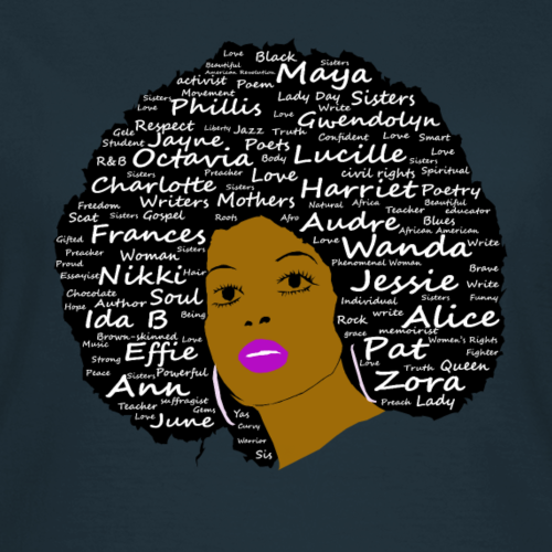 Black History Month Powerful Writers Natural Hair