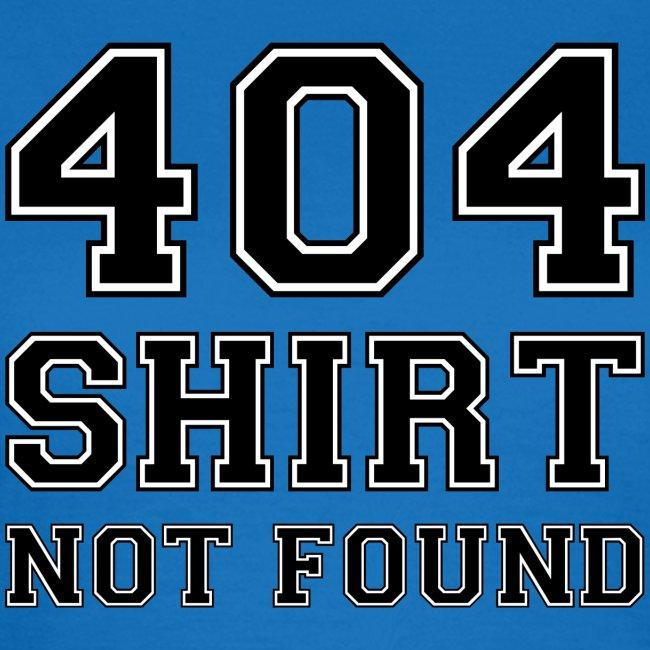 404 vrouwen t-shirt