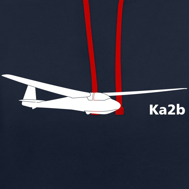 ka2b Segelflugzeug Segelflieger Flieschen Bekleidung Shop T-Shirt Geschenkidee
