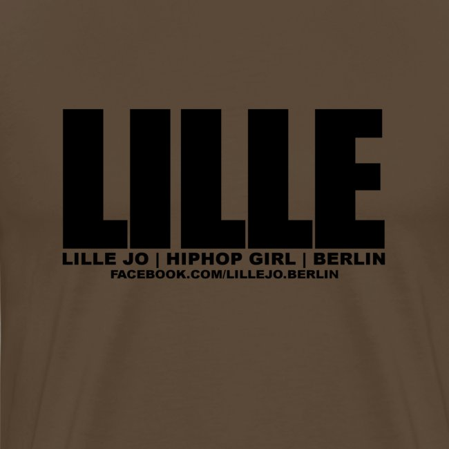 "T-Shirt ""LILLE""/ ADULT by LILLEJO (2019)"