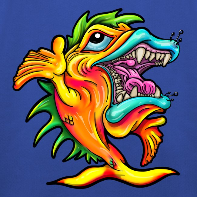 Rock and Roll Singing Fish