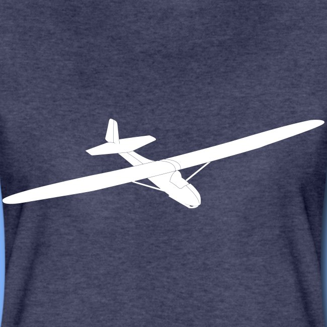 Grunau Baby 2 Segelflugzeug Segelflieger Geschenk Tshirt