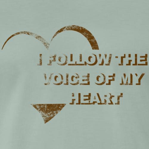 heart voice follow