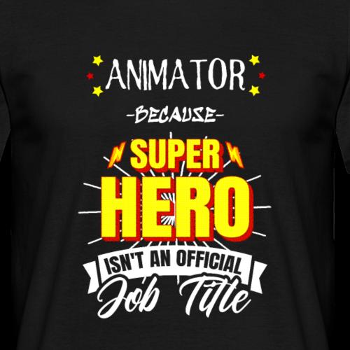 Animateur Super Her