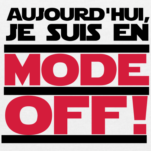 en mode off2