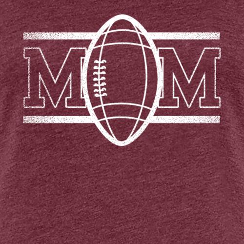 Football Mom Cadeau De Maman De Football Américain
