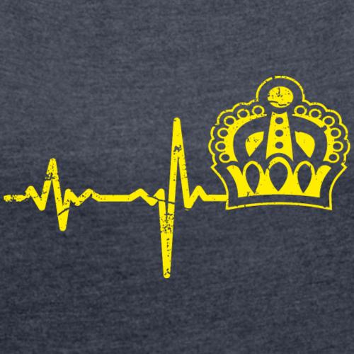 Shirt cadeau Heartbeat Reine