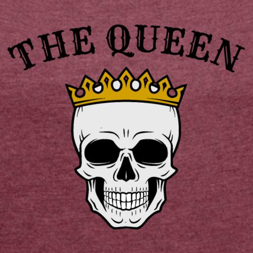 La reine le crâne la reine
