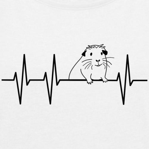 Herzschlag Meerschweinchen Herz