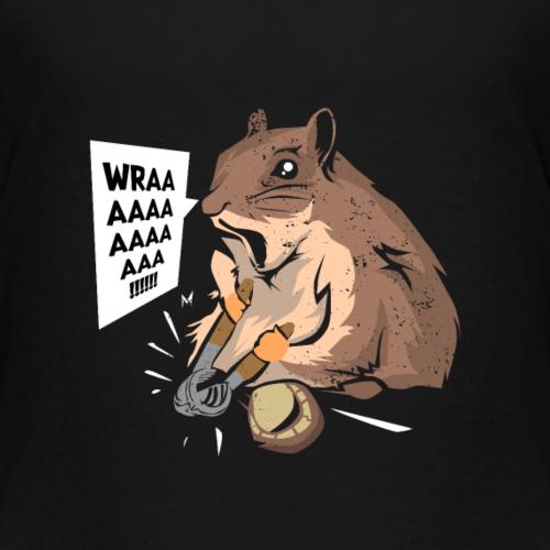 Cadeau noix de casse-noisette hamster