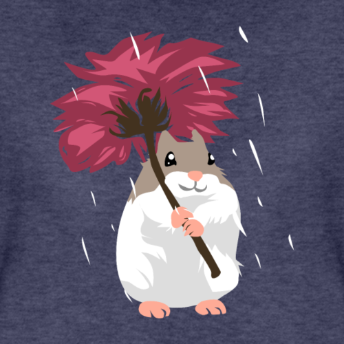 Cadeau de pissenlit hamster