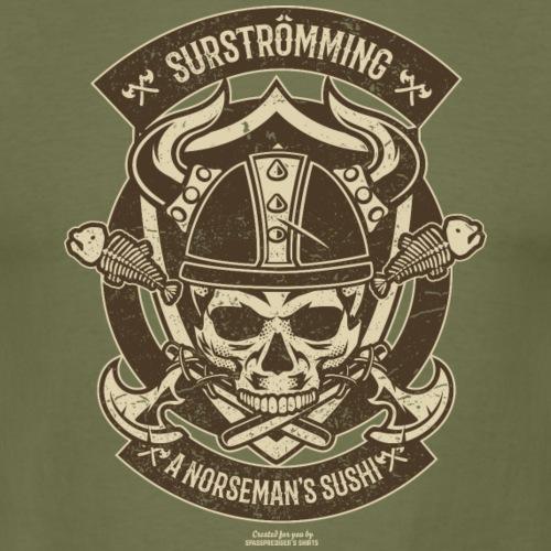Surströmming T Shirt Norseman's Sushi