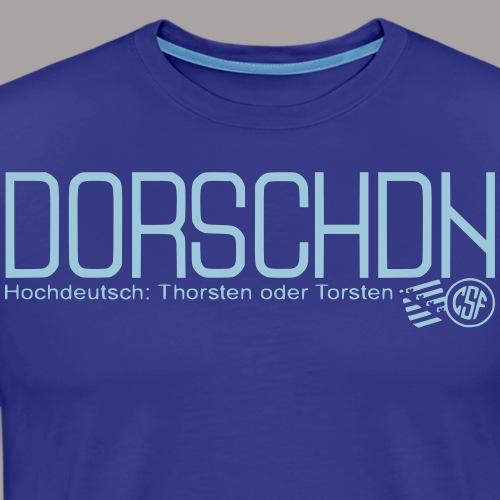 Dorschdn - Thorsten