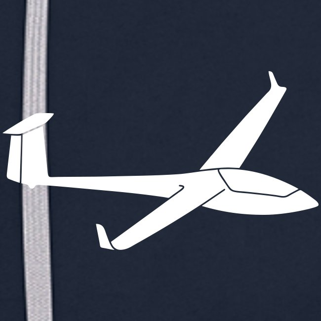 Glasflügel Hornet Segelflugzeug Segelflieger Geschenk Tshirt