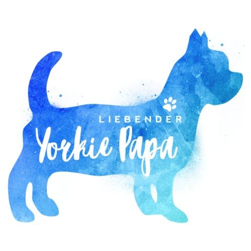 Liebender Yorkshire Terrier