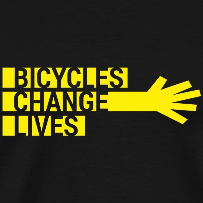 BCL Yellow Hand Mens
