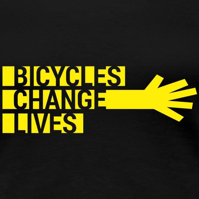 BCL Yellow Hand Ladies