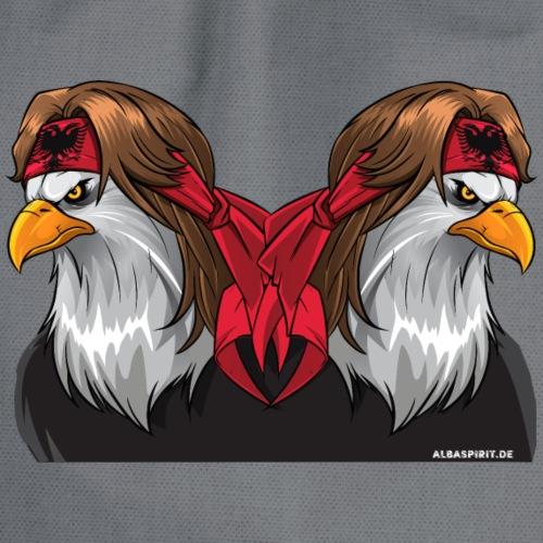 Motiv Albanischer Adler