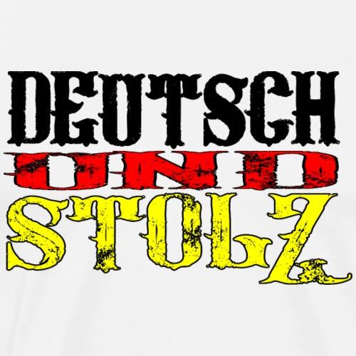 Deutsch und Stolz