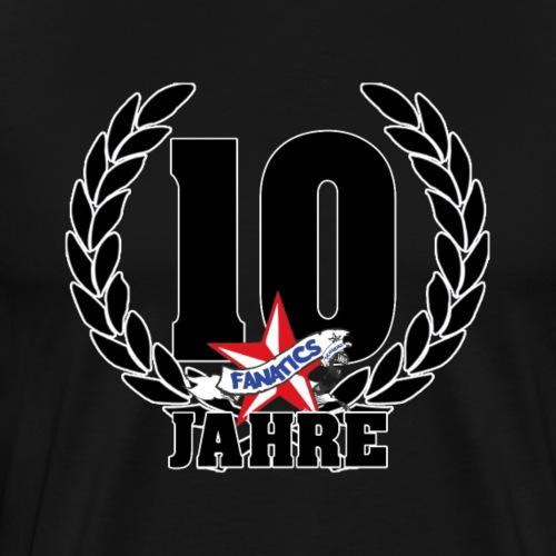 10 Jahre Fanatics Logo