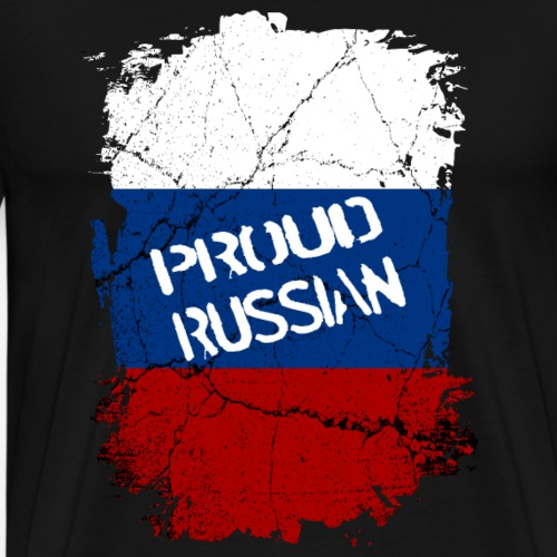 proud russian