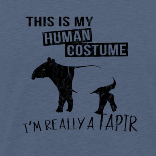 Mon costume humain - Je suis un cadeau de tapir