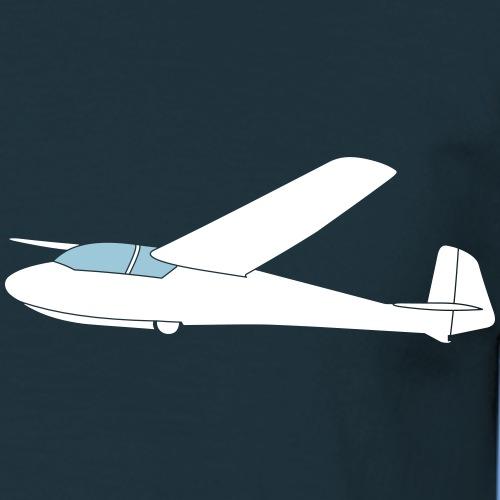 ka2 Segelflugzeug farbig