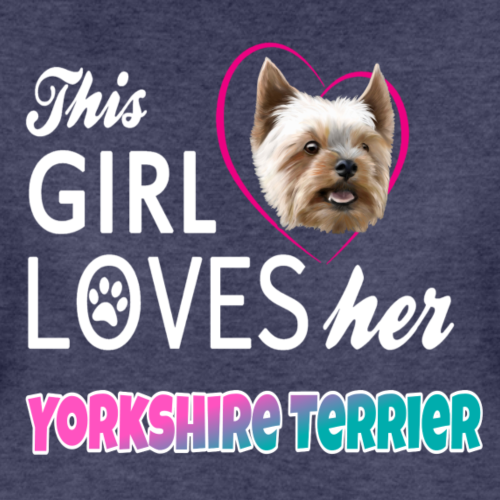 Chemise Yorkshire Terrier - Chemise Yorkshire Quote