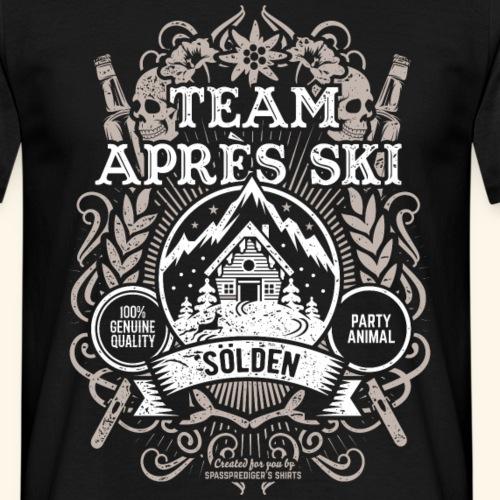 Apres Ski T Shirt | Team Apres Ski | Sölden