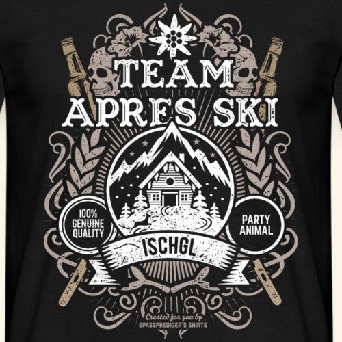 Ischgl Apres Ski T Shirt | Team Apres Ski