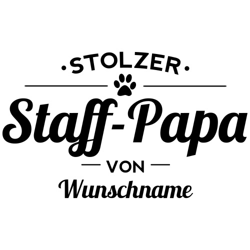 Staffordshire Papa Wunschname