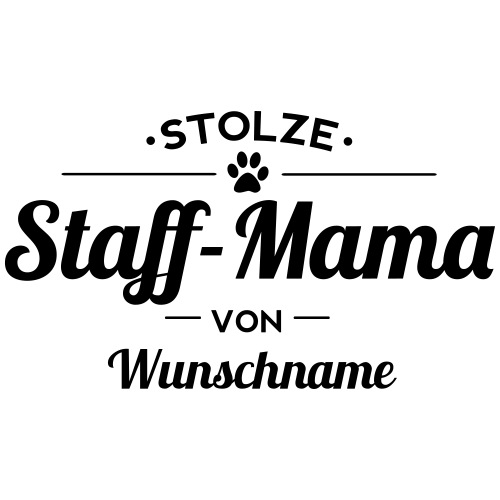 Staffordshire Mama Wunschname