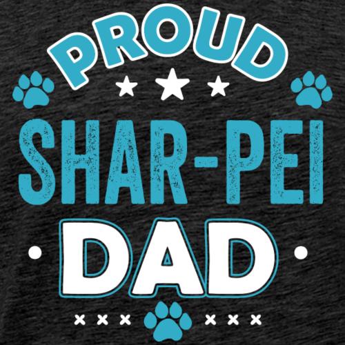 Fier Shar Pei Tad Shirt cadeau de chiot chien mignon