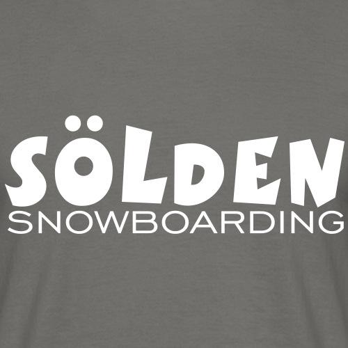 Sölden Snowboarding Snowboard