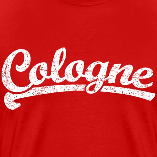 Köln Cologne Classic (Vintage Weiß)