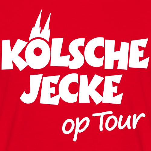 Kölsche Jecke Kölner Dom op Tour Köln Design