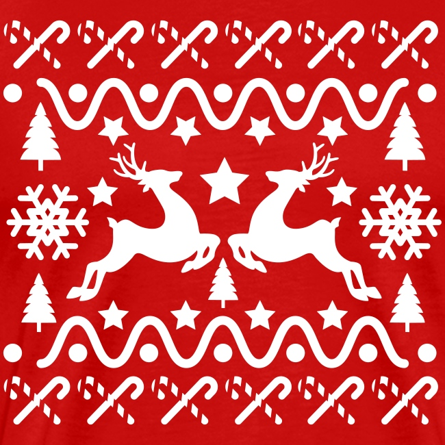 kerstmis tshirt