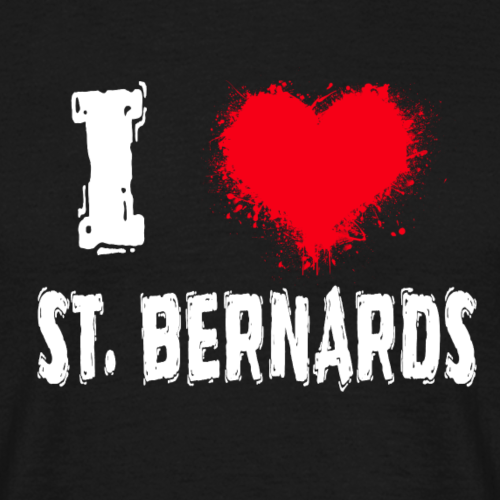 J'AIME ST. chemise BERNARDS