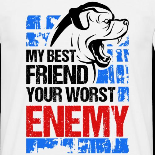 Mon meilleur ami - votre pire ennemi