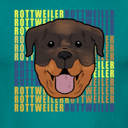 Cadeau animal de compagnie chien chien rottweiler