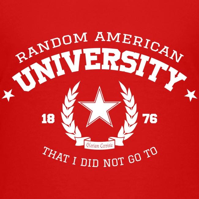 University tiener premium