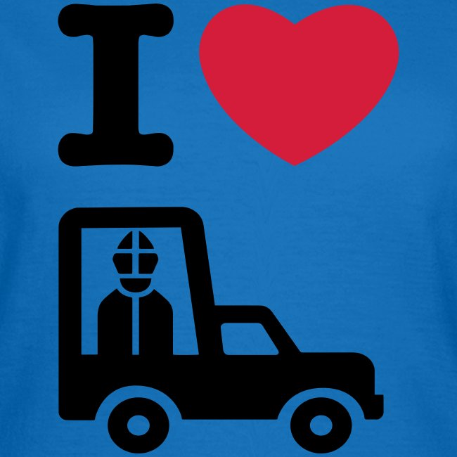 I LOVE..POPEMOBILE