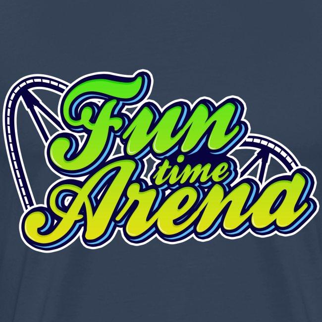 Shirt - FunTime Arena Schienen